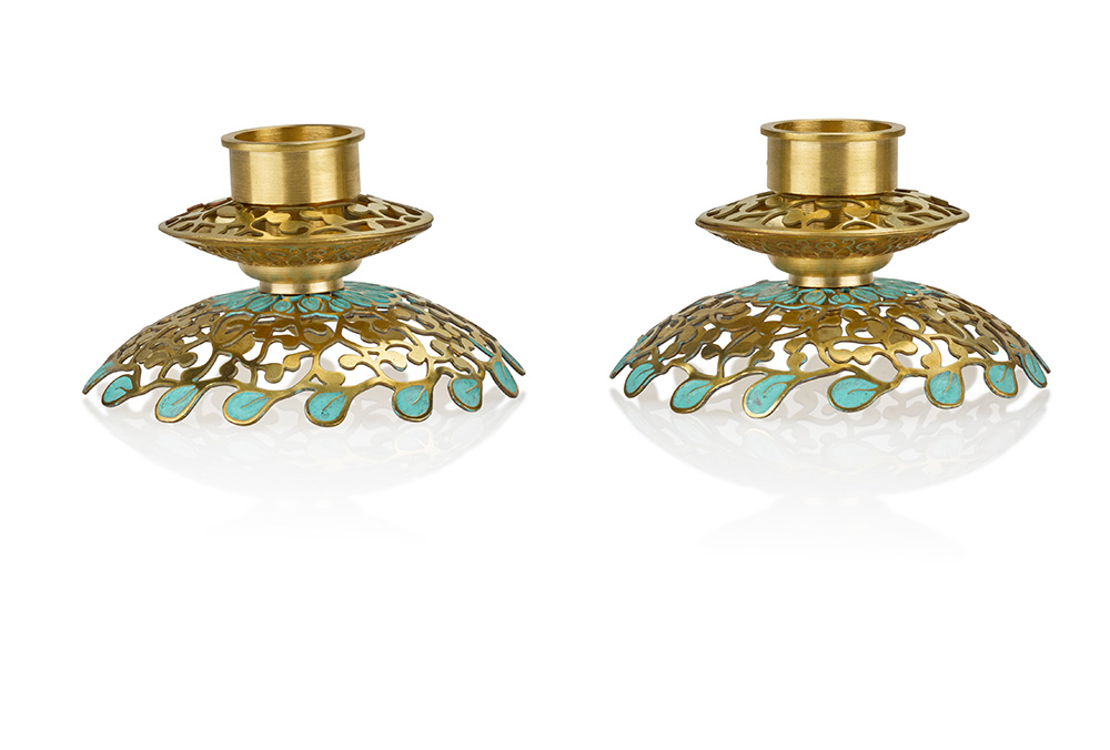 Candle Holders - Figs - CH359 (2)
