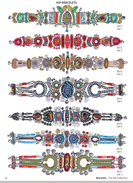 Hip-Bracelets