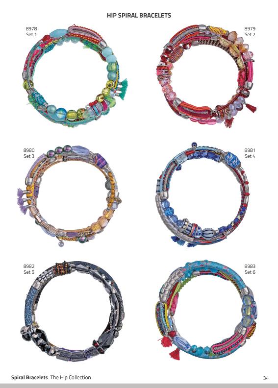 Hip-Spiral-Bracelets