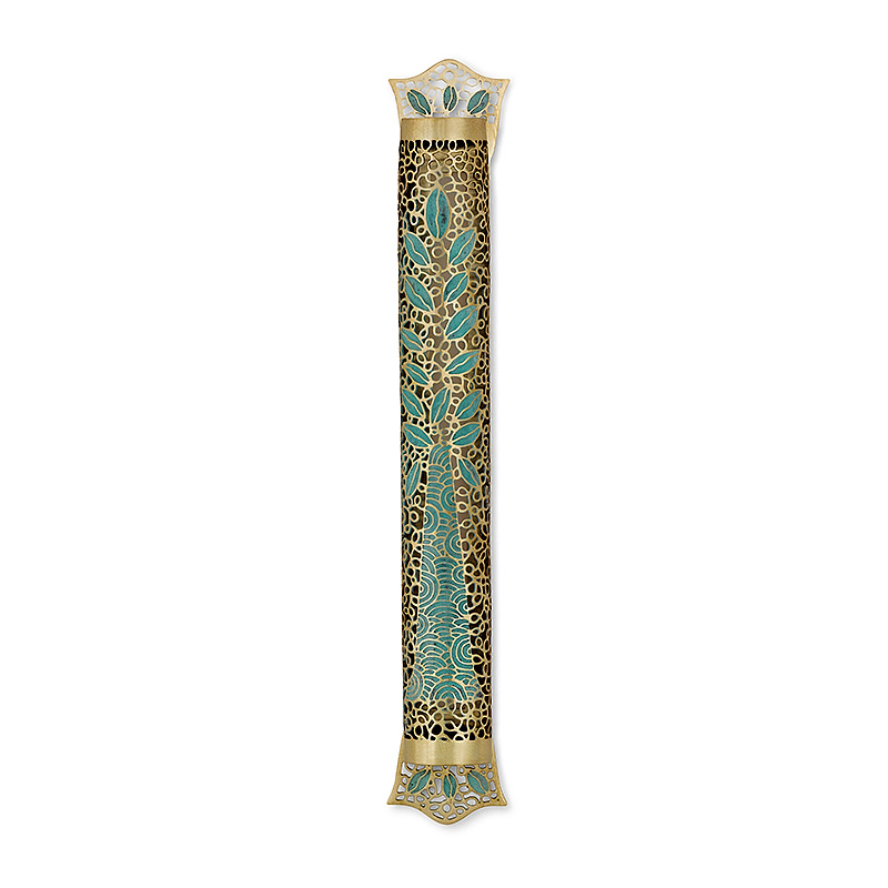 Mezuzah - High Tree - MZ129 (2)